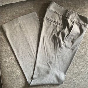 Body by Victoria Secret *Kate Fit* Charcoal Slacks